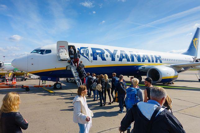 Ryanair nie przestaje zaskakiwać