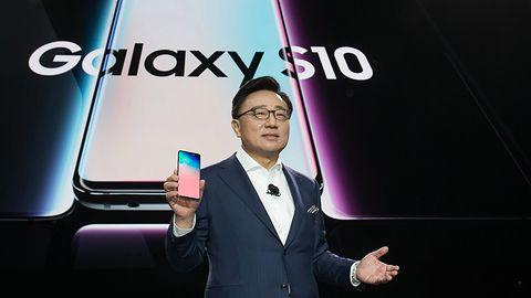 Samsung S10 pobił rekord przedsprzedaży. Dużą popularnością cieszy się najdroższa wersja