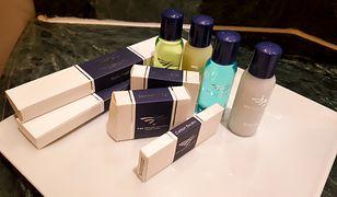 Kosmetyki w buteleczkach znikają z hoteli. Wszystko w trosce o środowisko