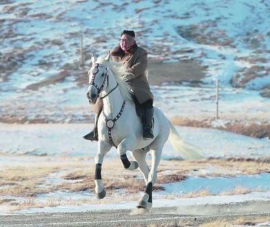 #KresyŚwiata: Kim Dzong Un na białym koniu. Wiemy, co to może oznaczać