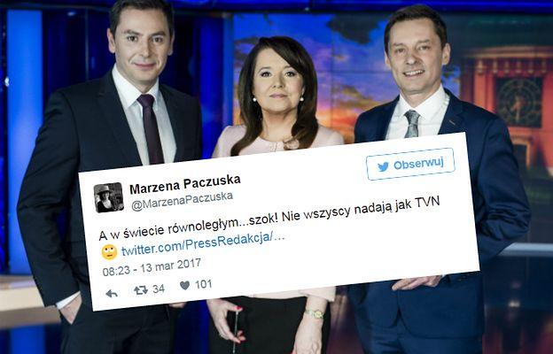 """Polska OBNAŻYŁA Unię Europejską. Zachód wyśmiał relacje """"Wiadomości"""" TVP"""