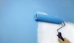 Samodzielne malowanie - odnawiamy mieszkanie na wiosnę