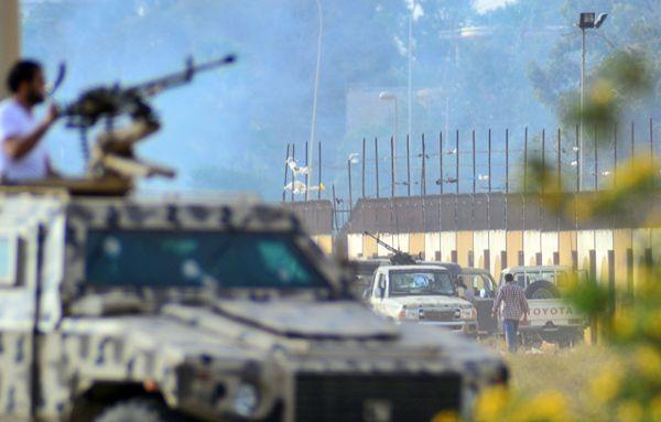W Libii zastrzelono Szwajcara pracującego dla Czerwonego Krzyża