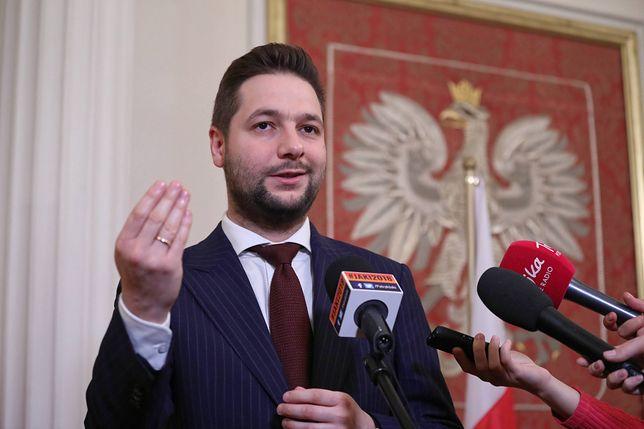 Przewodniczący komisji weryfikacyjnej Patryk Jaki przedstawił w poniedziałek raport