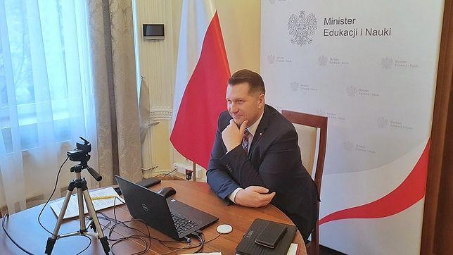 Minister Przemysław Czarnek po przyjściu do resortu przyznał wysokie nagrody