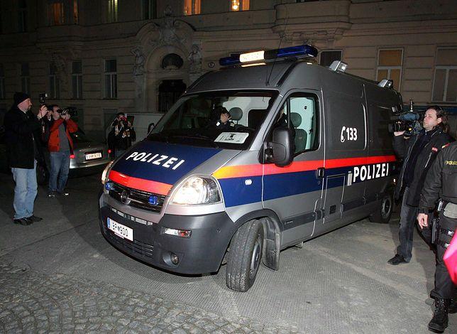 Policja informuje, że napastnik był obywatelem Austrii