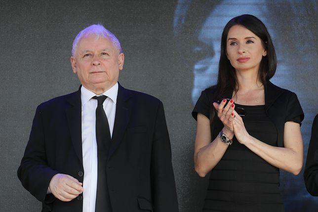 W lipcu Marta Kaczyńska, bratanica lidera PiS, po raz trzeci wyszła za mąż