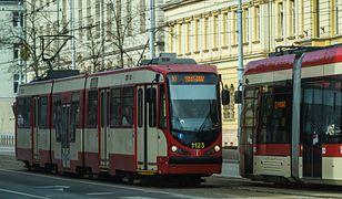 Gdańsk. Zderzenie dwóch tramwajów przy Marynarki Polskiej