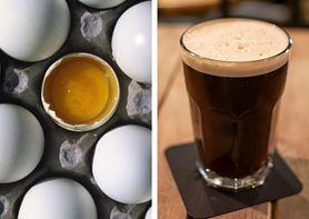 Grzane piwo z jajkiem. Idealne na przeziębienie