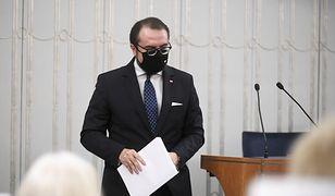 """Rzecznik TSUE bezlitosny dla """"ustawy kagańcowej"""". Reakcja wiceministra Pawła Jabłońskiego"""