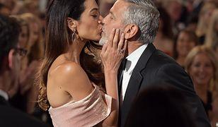 Amal Clooney wzruszyła publiczność przemówieniem o mężu
