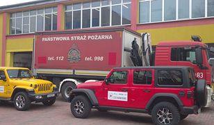 Flota samochodów FCA Poland wspiera walkę z COVID-19 w Polsce.