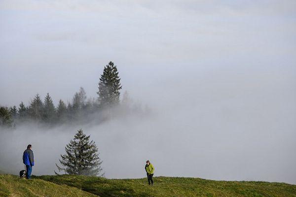 Mgła jak mleko - prognoza pogody na 16 i 17 października