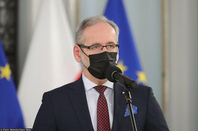 Koronawirus w Polsce. Adam Niedzielski o zgonach