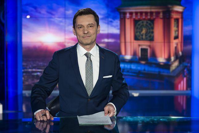 """Ogromny hejt na TVP. Krzysztof Ziemiec z """"Wiadomości"""" potrzebował urlopu"""