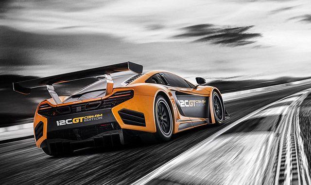 McLaren 12C GT Can-Am Edition: ekstremalna maszyna torowa