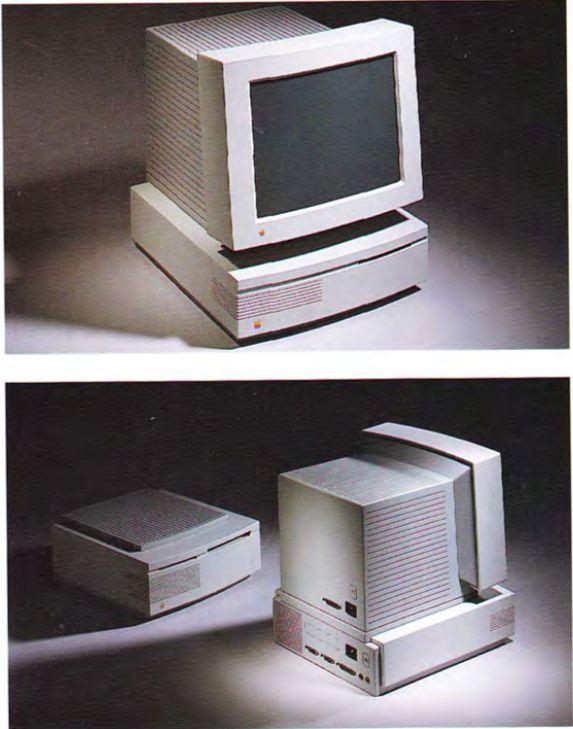 Budżetowa wersja Columbo, czyli komputer typu desktop.