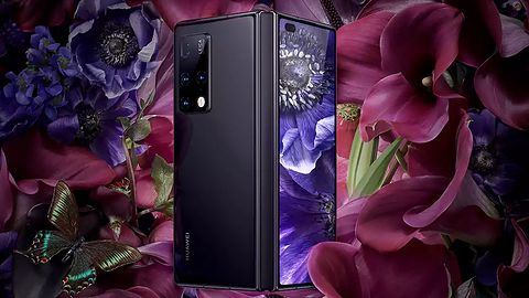 Nowy telefon Huawei przypomina Galaxy Fold od Samsunga