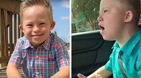 9-letni chłopiec z zespołem Downa śpiewa piosenkę Whitney Houston. Skradł już miliony ludzkich serc!