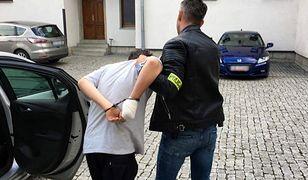 Bielsko-Biała. Nożownik w areszcie i z zarzutami