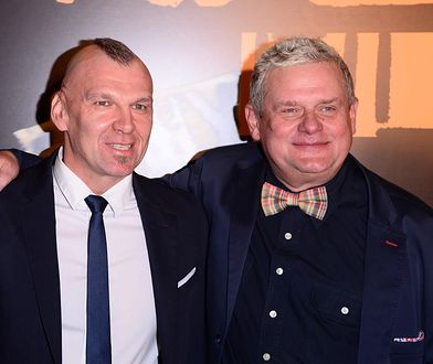 Wojciech Jabłoński i Kazik Staszewski