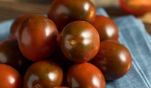 Pomidor czekoladowy to skarbnica cennych witamin