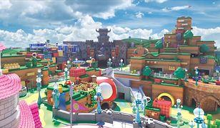 Nintendo Park w USA zostanie otwarty w 2023 roku
