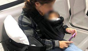 Kobieta utrzymywała, że jest ciotką dziecka, ale nie mogła tego udowodnić