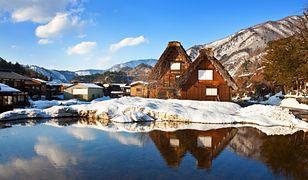 Shirakawa położona jest w prefekturze Gifu