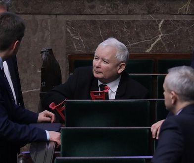 """Koronawirus zmienił plany Jarosława Kaczyńskiego. """"Prezes wróci do tematu"""""""