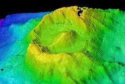 Prehistoryczne Oko Saurona odkryte. Podwodny wulkan zaskoczył naukowców