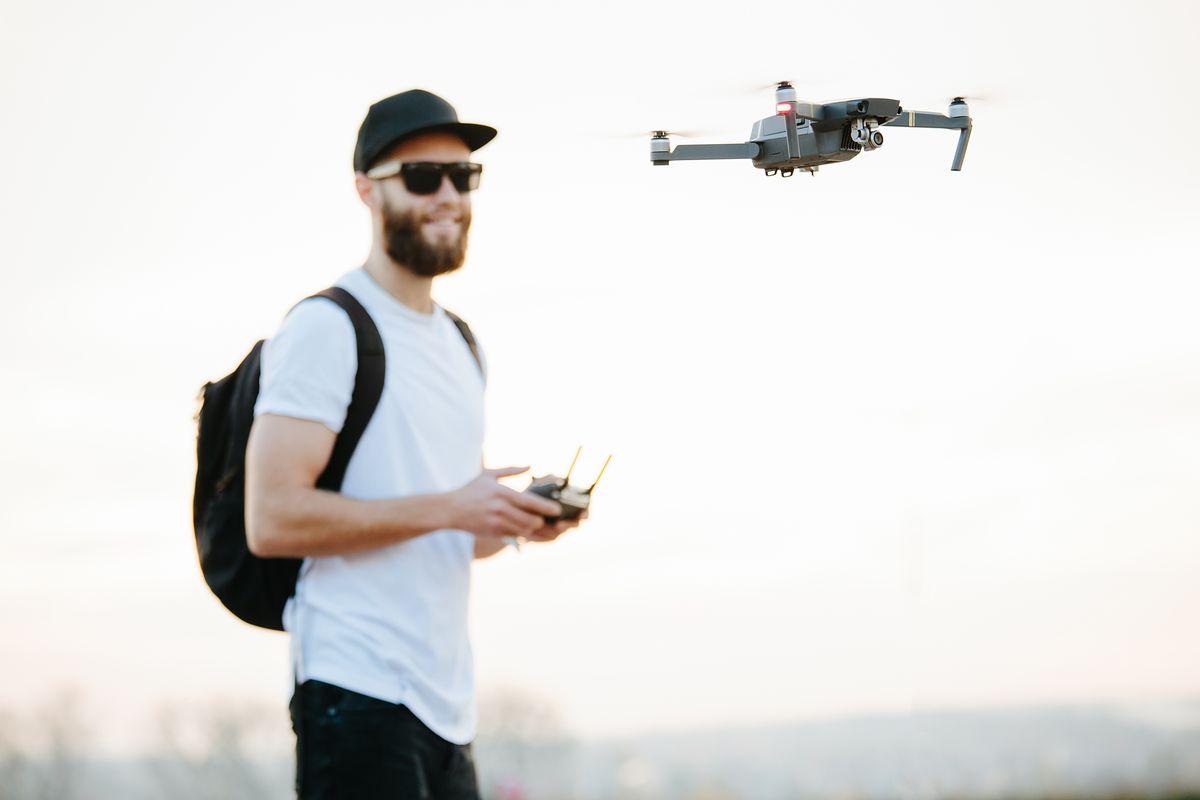 Drony - zabawa dla każdego