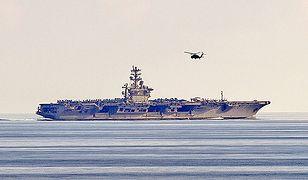 USS Nimitz - amerykański lotniskowiec