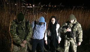 """""""Love story z nieromantycznym zakończeniem"""". Polka i Ukrainiec zatrzymani na granicy"""