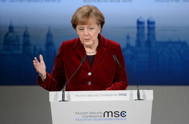 """""""Tagesspiegel"""": rola Niemiec w konflikcie o Ukrainę ciężarem dla Merkel"""