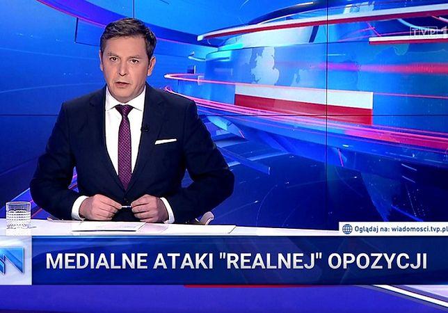 """Wiadomości"" TVP"