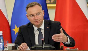 """Koniec kadencji prezydenta. Andrzej Duda zapewnia: """"Mam dwie ręce. Poradzę sobie"""""""