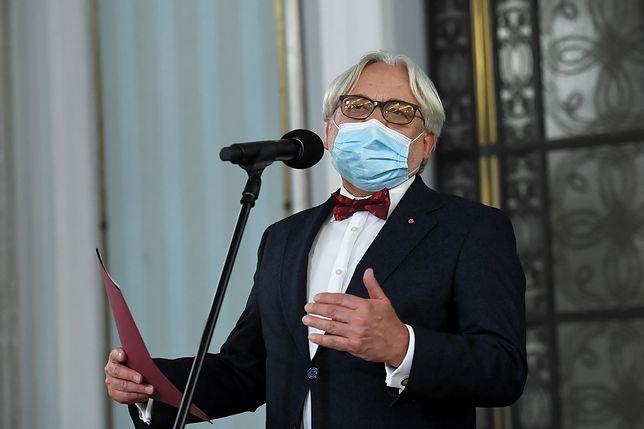 """Prof. Maksymowicz zabiera głos ws. rzekomych """"eksperymentów na płodach"""""""