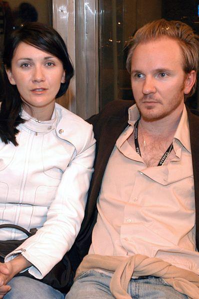 Ilona Ostrowska, Jacek Borcuch
