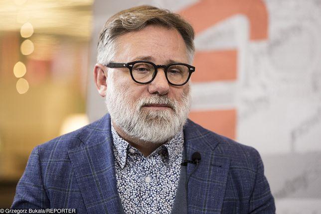 Andrzej Saramonowicz rozczarował swoich sympatyków