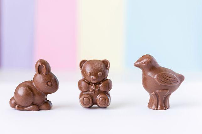 Figurka z czekolady to świetny prezent na dowolną okazję