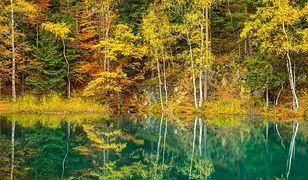 Jeden z 7 cudów Polski. Kolorowe jeziorka w Sudetach