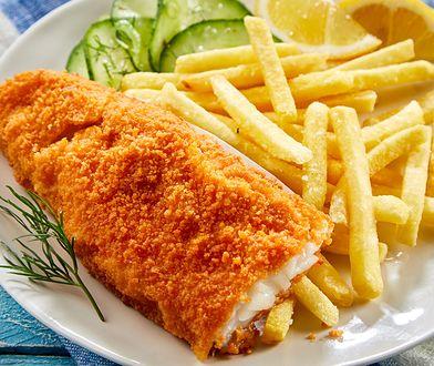 """""""Paragony grozy"""" w Wielkiej Brytanii. 54 funty za rybę z frytkami"""