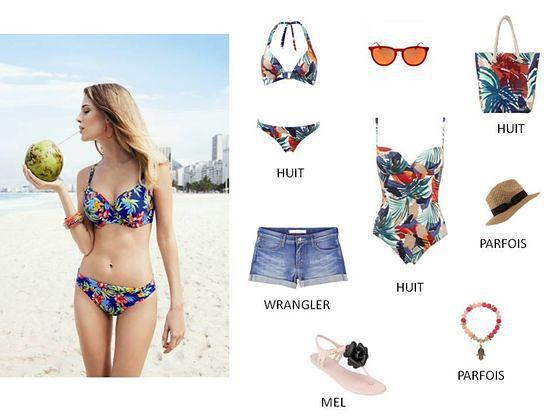 Plażowe trendy