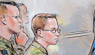Bradley Manning był analitykiem informacji wywiadowczych w Bagdadzie