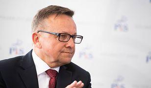 Marek Matuszewski został zawieszony decyzją prezesa PiS