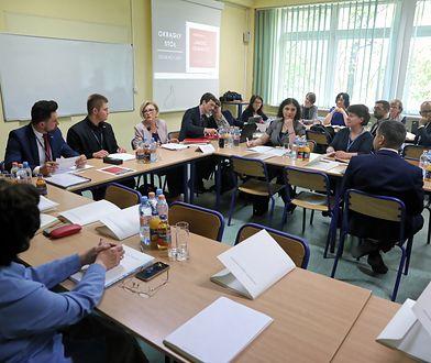 Poprzednia sesja odbywała się na terenie Akademii Pedagogiki Specjalnej w Warszawie
