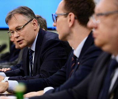 Poseł PiS Arkadiusz Mularczyk przewodniczy parlamentarnemu zespołowi ds. reparacji. Nie uważa, żeby ta kwestia została zamknięta