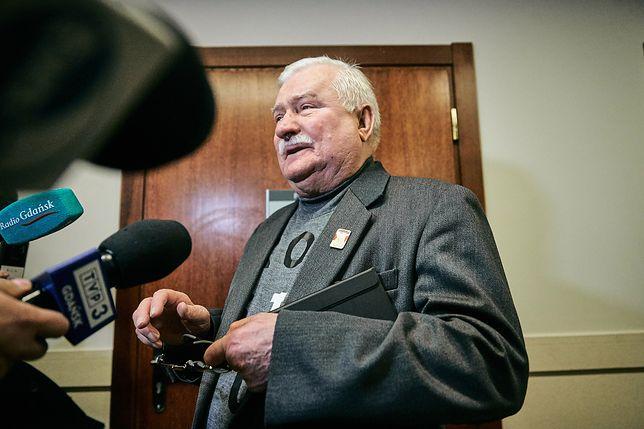 Lech Wałęsa zapowiedział z kolei, że będzie się odwoływać