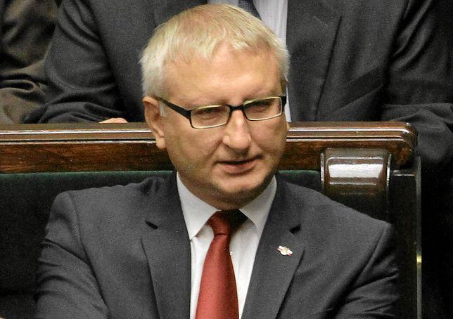 Stanisław Pięta nie został wykluczony z Komisji Ustawodawczej